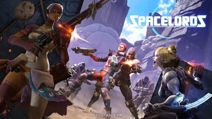 Spacelords ya disponible en PS5 y Xbox Series