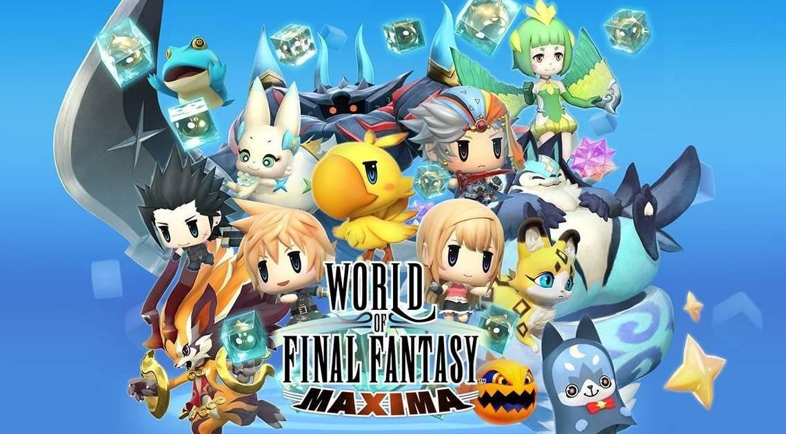 TGS 2018 | Nuevo trailer de World of Final Fantasy Maxima