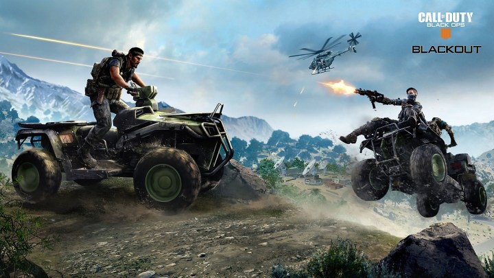 'Esto es BlackOut' – Tráiler inédito del nuevo modo battle royale de Call of Duty: Black Ops 4