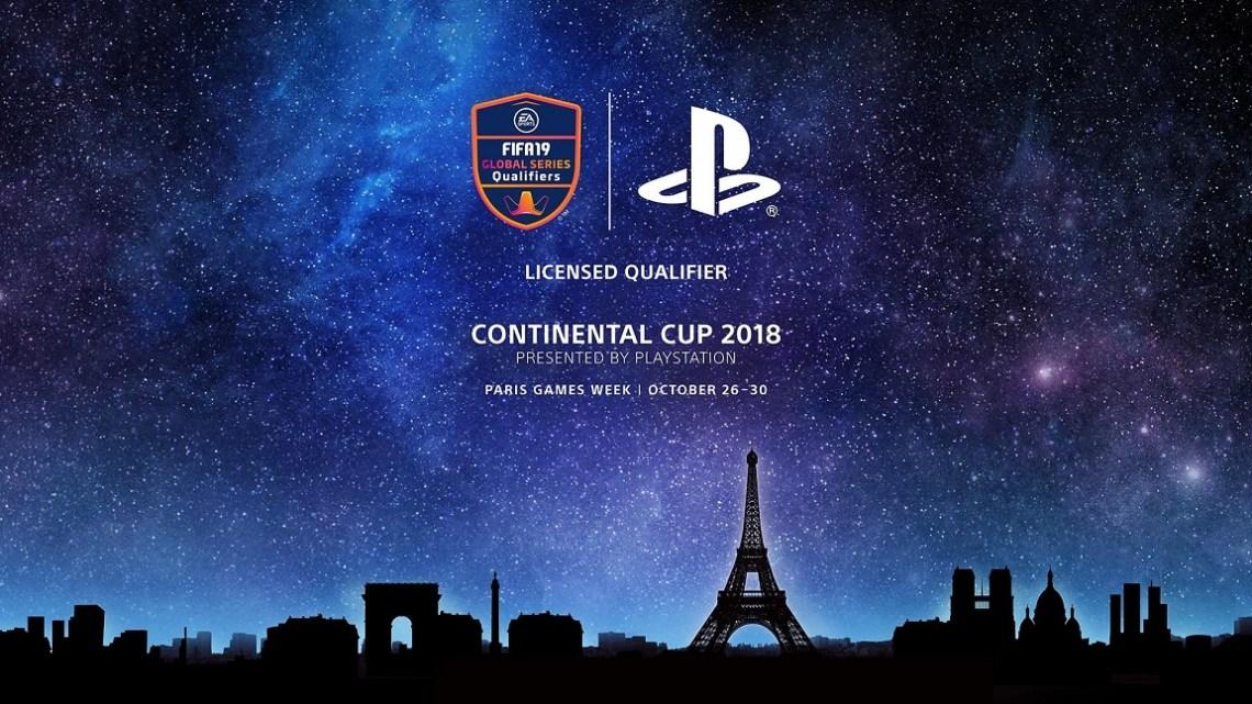 El estadounidense 'Joksan', ganador del torneo Continental Cup 2018 de FIFA 19