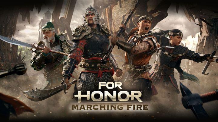 For Honor ya acumula más de 15 millones de guerreros y estrena su nueva expansión 'Marching Fire'