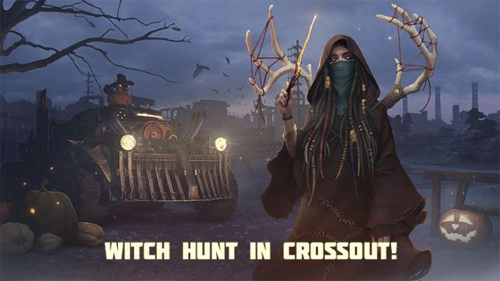 Dan comienzo las celebraciones de Halloween en Crossout