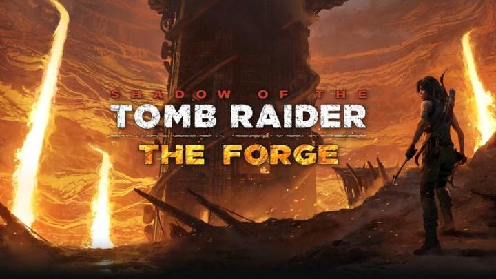 """Shadow of the Tomb Raider ya cuenta con """"La fragua"""" – Primer contenido descargable ya disponible"""