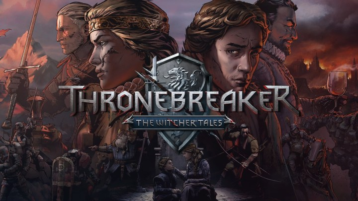 La exploración, cartas y trabajada narrativa de Thronebreaker: The Witcher Tales, ya disponible en PS4