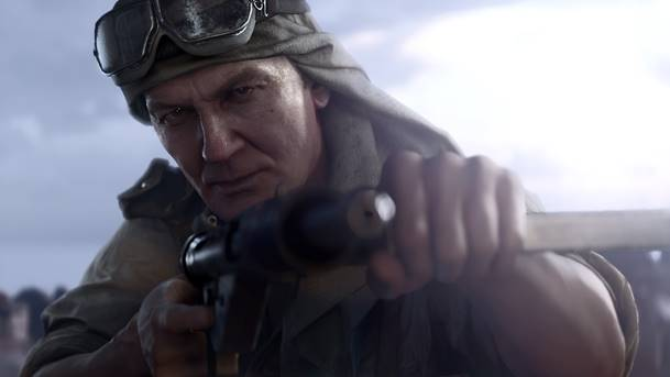 Battlefield V nos presenta su Modo Historia en un impactante nuevo tráiler