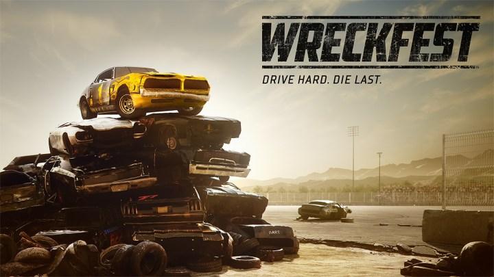 Wreckfest mezcla jugabilidad y acción real en su nuevo e impactante tráiler
