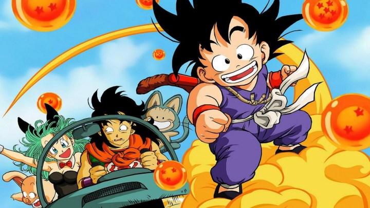 Selecta Visión editará Dragon Ball en Bluray