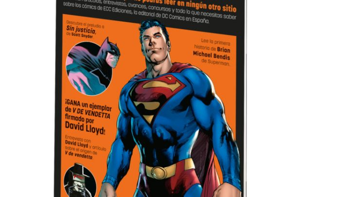 Llega ECC Cómics, la revista de ECC Ediciones