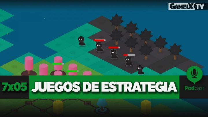 Podcast GameLX | 7×05 – Especial juegos de estrategia