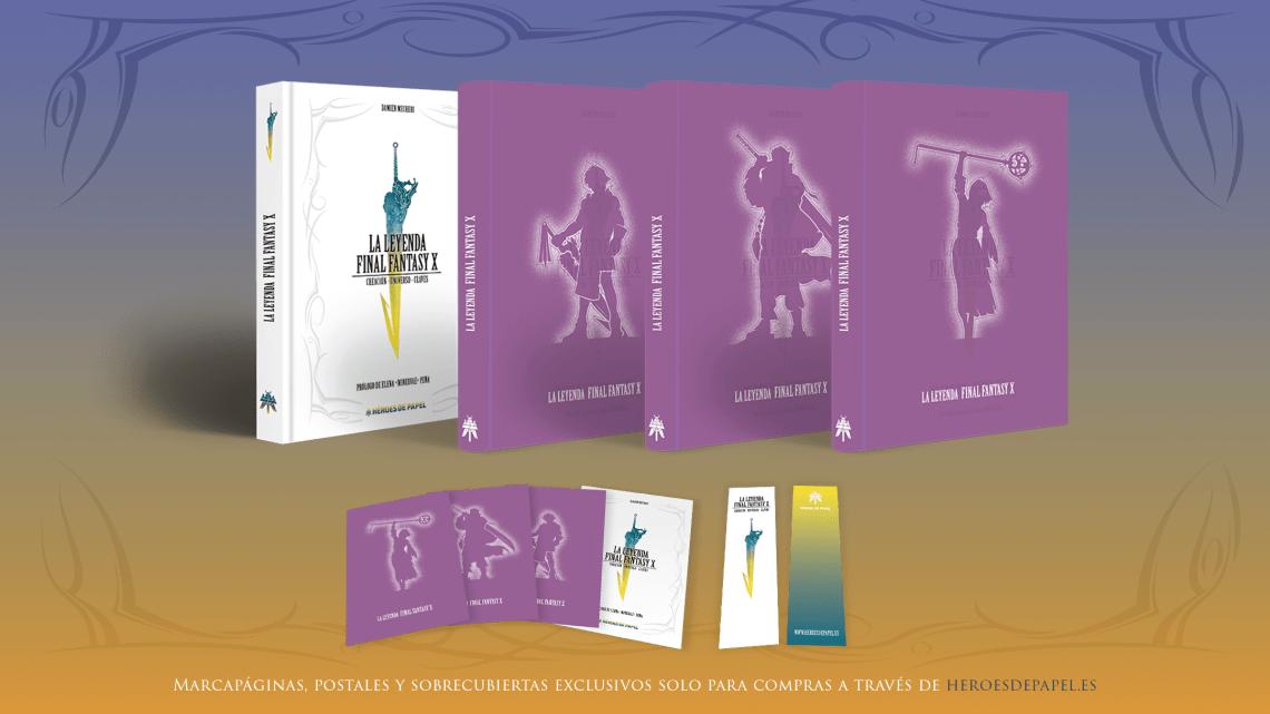 """Ya disponible para reservar  """"La Leyenda de Final Fantasy X"""""""