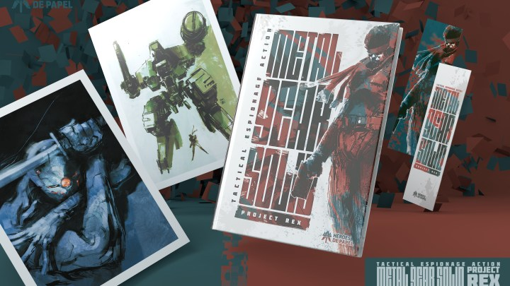 Ya disponible Metal Gear Solid: Project Rex