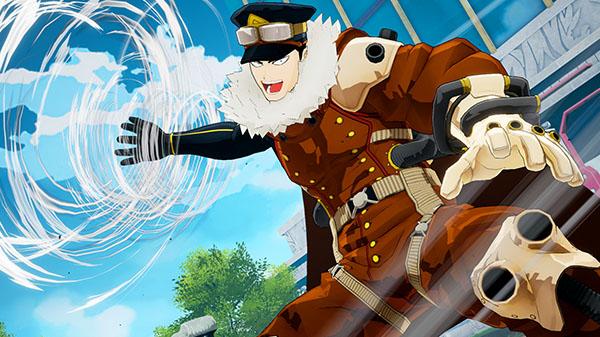 Inasa Yoarashi se incorpora al plantel de My Hero One's Justice el próximo 14 de noviembre