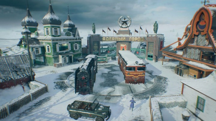 Comparan el mapa de Nuketown en todas las versiones disponibles de la saga Call of Duty