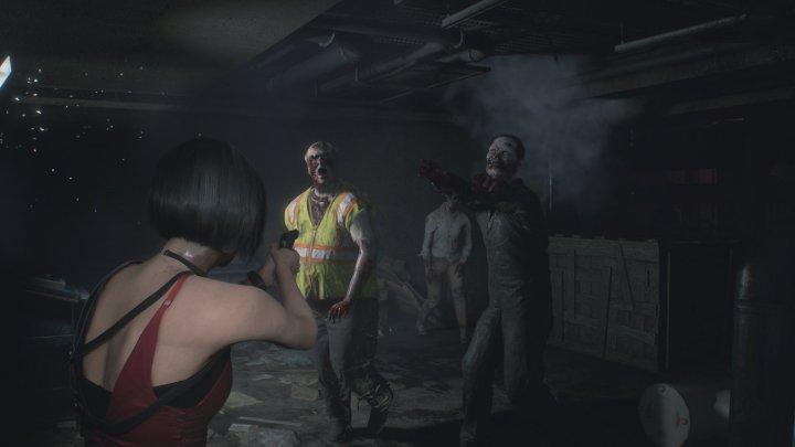 Confirmados dos nuevos personajes jugables para Resident Evil 2 Remake