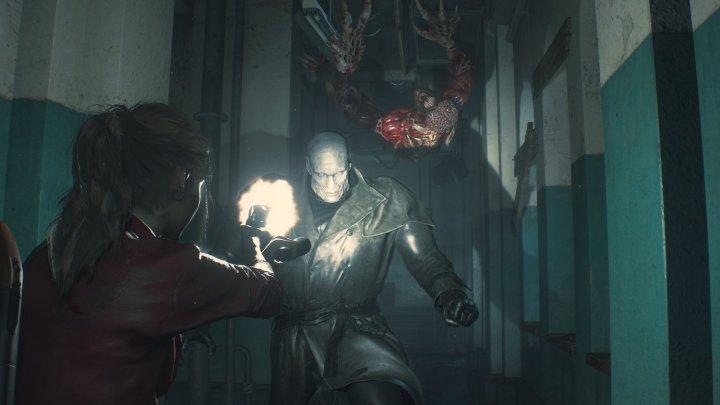 Resident Evil 2   Nuevos clips centrados en Claire, los lickers, las hierbas curativas y mucho más