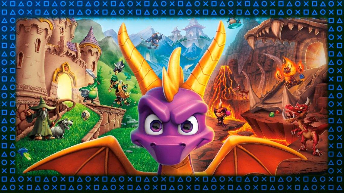 Análisis   Spyro Reignited Trilogy