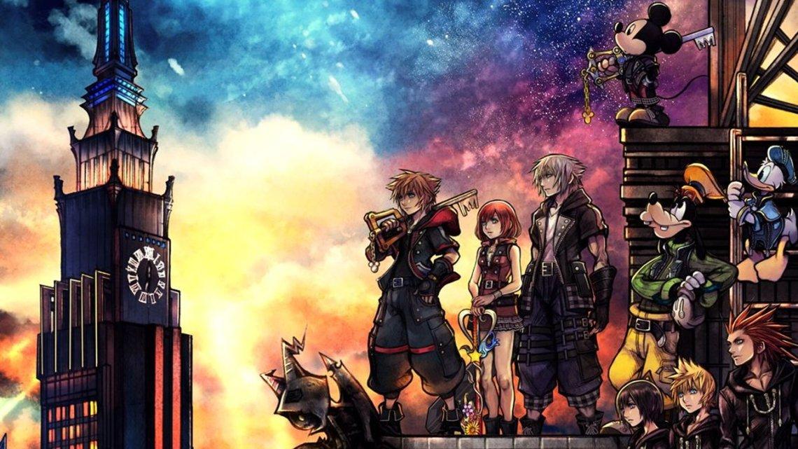 Kingdom Hearts Iii Detallada La Publicacion Del Epilogo Final