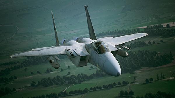 El F-15C protagoniza el nuevo tráiler de Ace Combat 7: Skies Unknown