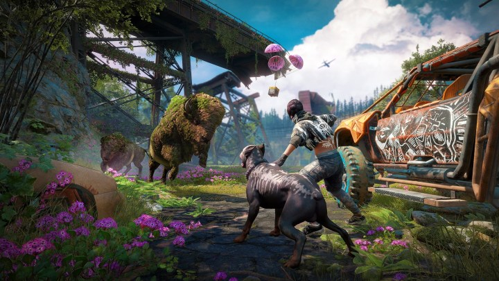 Ubisoft confirma que Far Cry: New Dawn tendrá un 'ligero toque RPG'