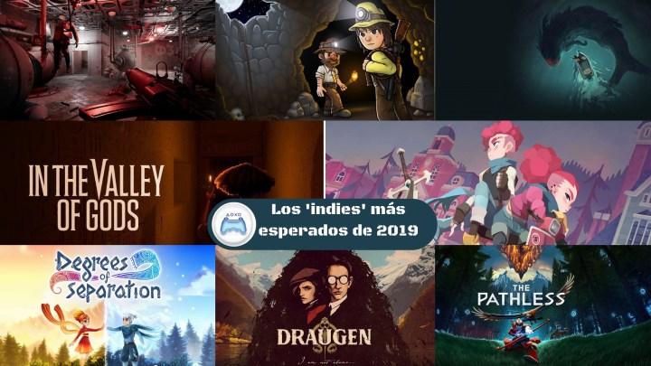 Especial | Los juegos 'indie' más esperados de 2019