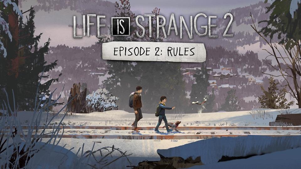 El segundo episodio de Life is Strange 2, 'Rules', disponible el 24 de enero | Tráiler e imágenes