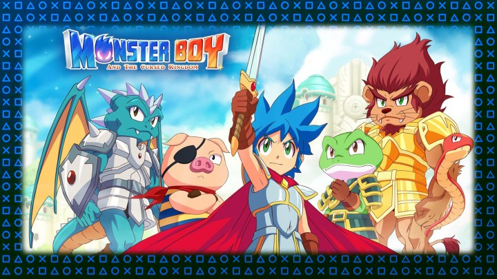 Análisis | Monster Boy and the Cursed Kingdom