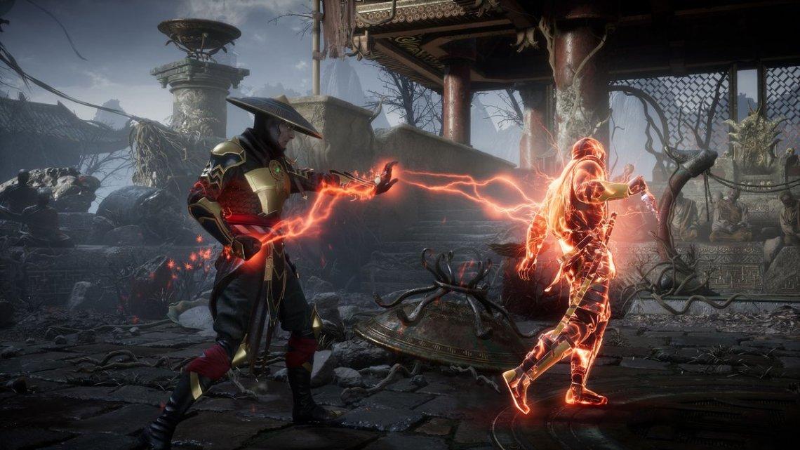 El primer gameplay de Mortal Kombat 11 se presentará el 17 de enero