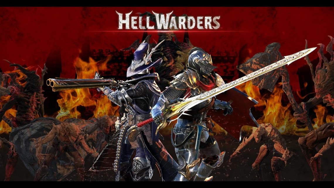 Hell Warders llegará el 17 de enero a PS4, Xbox One, Switch y PC