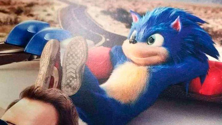 Filtrado un nuevo póster de la película de Sonic