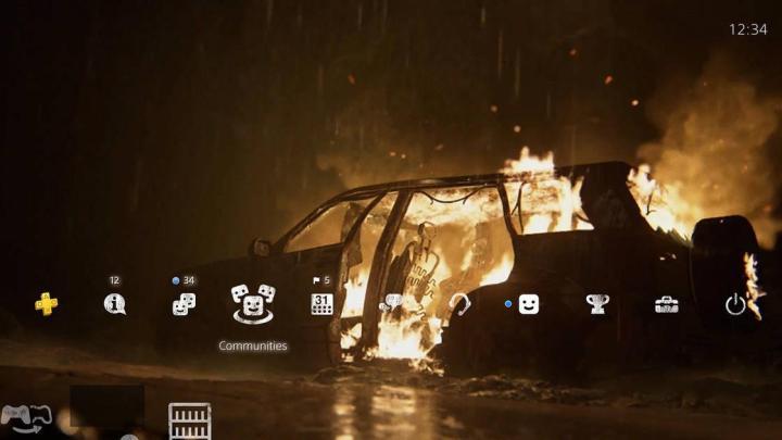 Consigue este espectacular tema gratuito de The Last ofUs: Part II para PlayStation 4