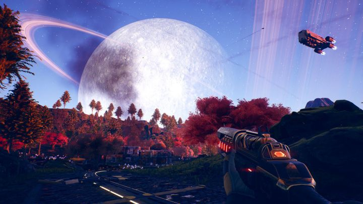 The Outer Worlds vendrá acompañado de un parche 'Day One' de 18GB en PS4