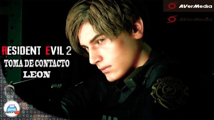 RegiónTV | Toma de contacto: Resident Evil 2 Remake – Leon