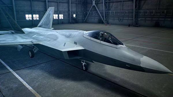 El F-22A protagoniza el nuevo tráiler de Ace Combat 7: Skies Unknown