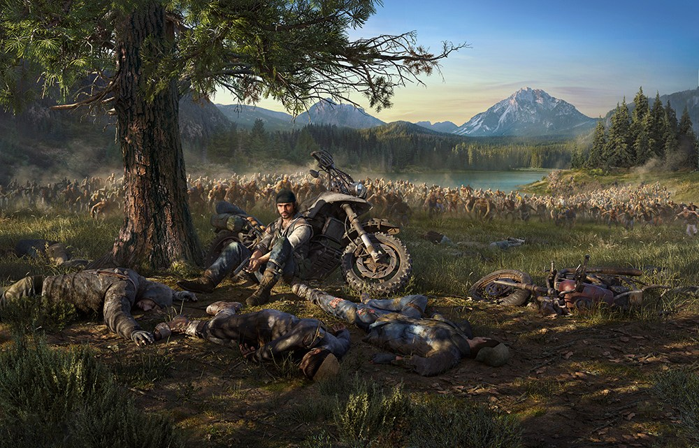 "Days Gone presenta ""La zona de Farewell"", primer vídeo con voces en castellano"