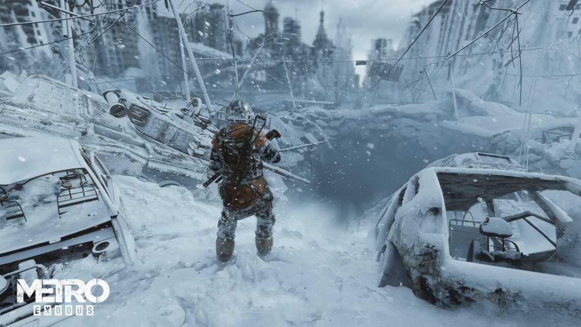 Metro Exodus recibe más imágenes centradas en los escenarios, personajes y criaturas