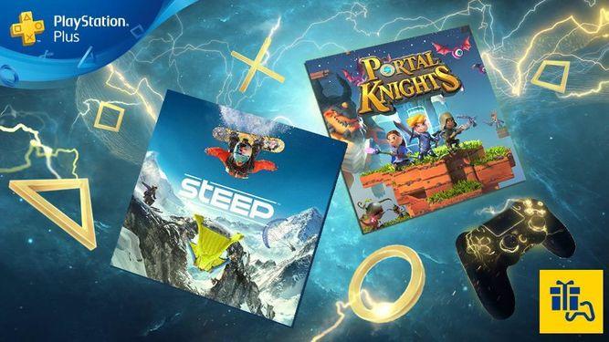 Ya Disponible Para Descargar Los Juegos De Enero En Playstation Plus