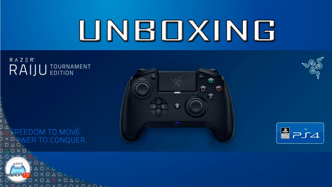 Regiontv Unboxing Mando Razer Raiju Tournament Edition Regionplaystation Razer's raiju ultimate is a big improvement over the original raiju controller, offering superb build quality, plenty of customization options and largely dependable wired functionality. regionplaystation