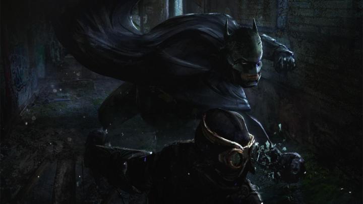 ¿Filtrados los primeros artworks de Batman: Court of Owls?