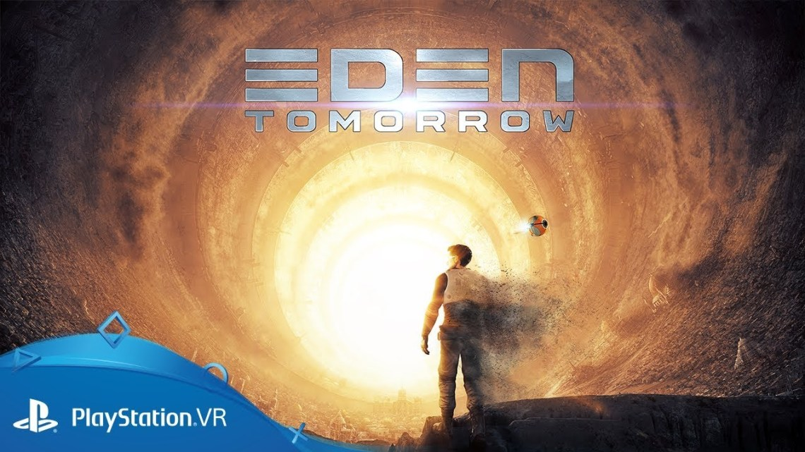 Eden Tomorrow, exclusivo de PlayStation VR, ya a la venta a través de PlayStation Store