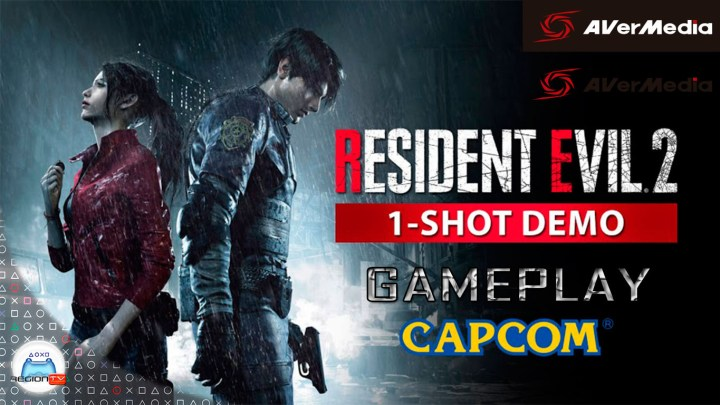 RegiónTV | Gameplay: Resident Evil 2 1-Shot Demo
