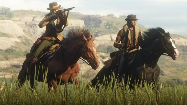 Beta de Red Dead Online | Bonificación de lingotes de oro, mejoras en el lobby de Fiebre de armas y mucho más