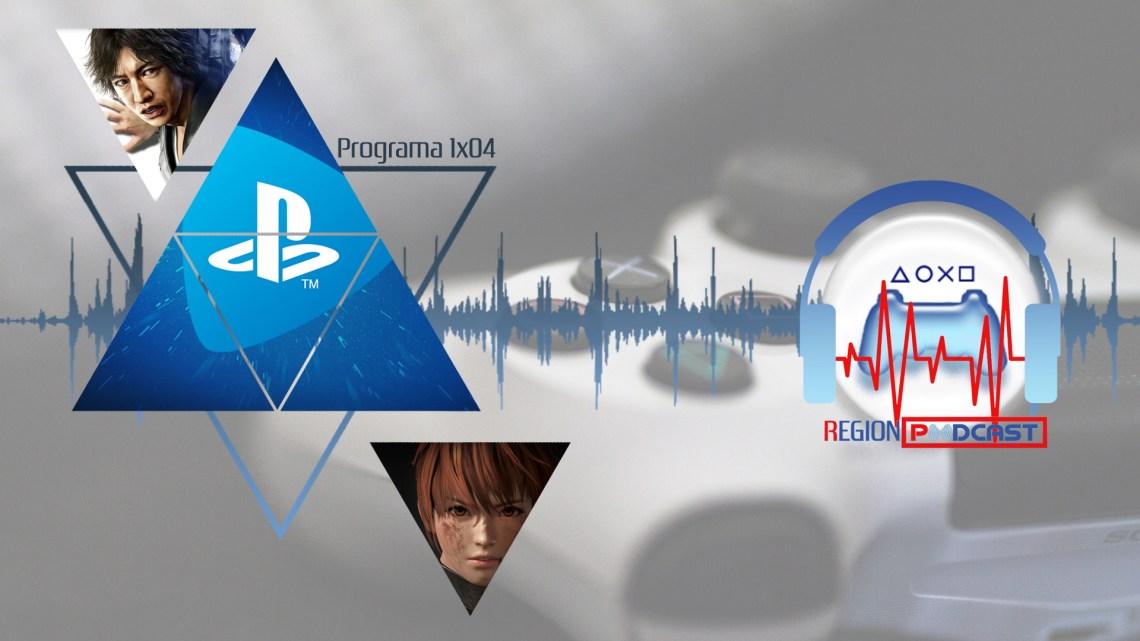 RegionPodcast 1×04 | Noticias de la semana, PS Now y lo que estamos jugando