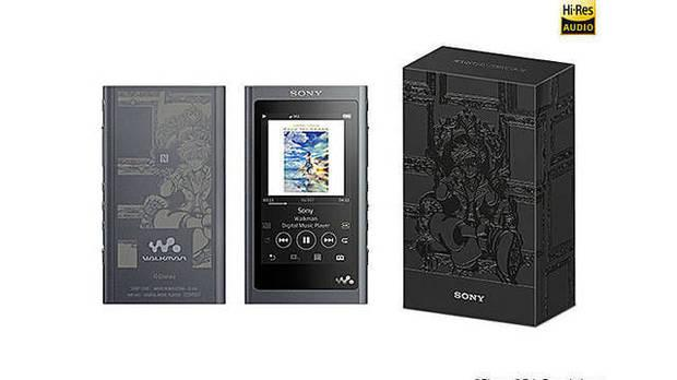 Sony lanza unos auriculares y un Walkman inspirados en Kingdom Hearts III