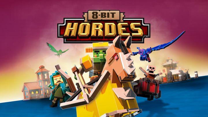 8-Bit Hordes ya está disponible en PlayStation 4 | Tráiler de lanzamiento