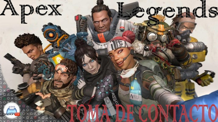 RegionTV | Toma de contacto | Apex Legends