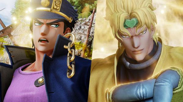 Jotaro Kujo y Dio protagonizan el nuevo tráiler de Jump Force