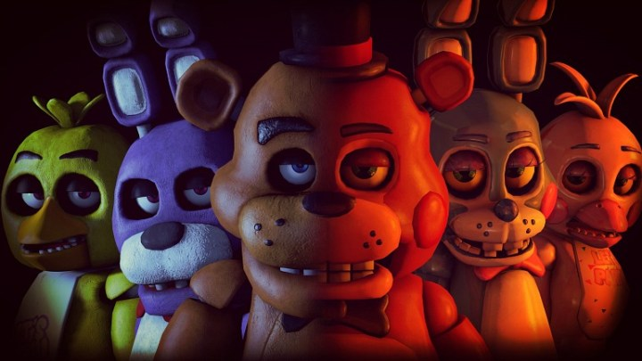 Confirmado para PlayStation 4 Five Nights at Freddy's VR: Help Wanted