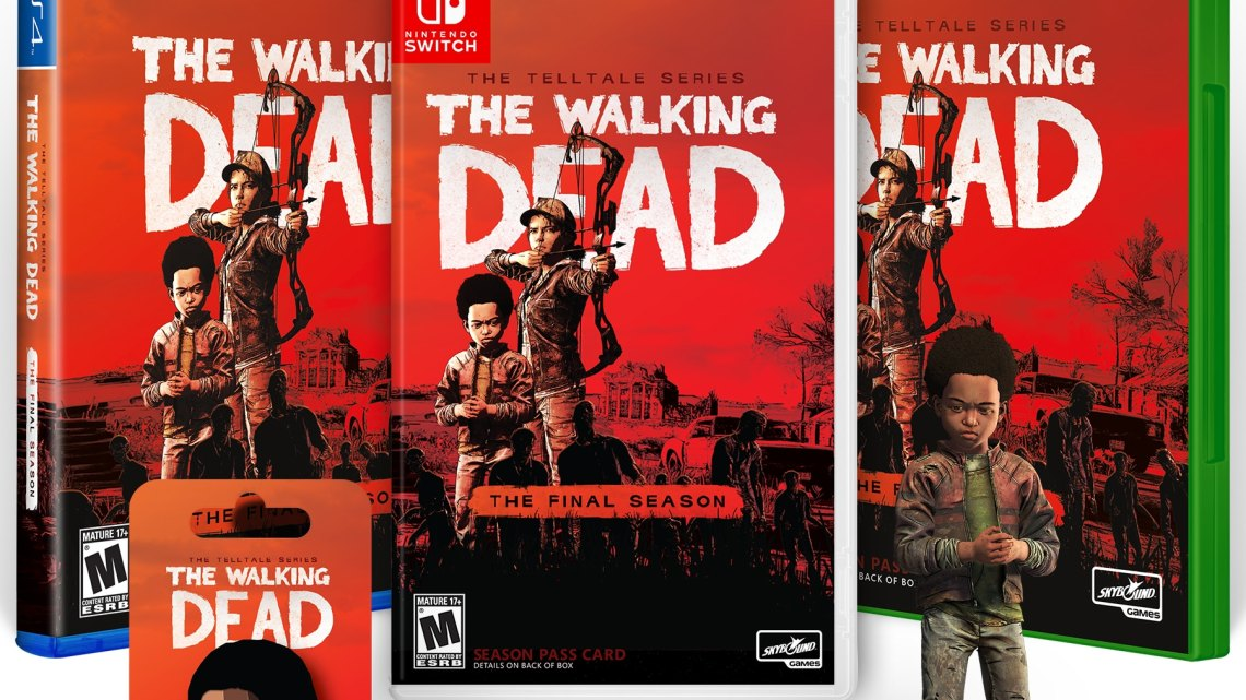 Skybound presenta la edición coleccionista de The Walking Dead: The Final Season