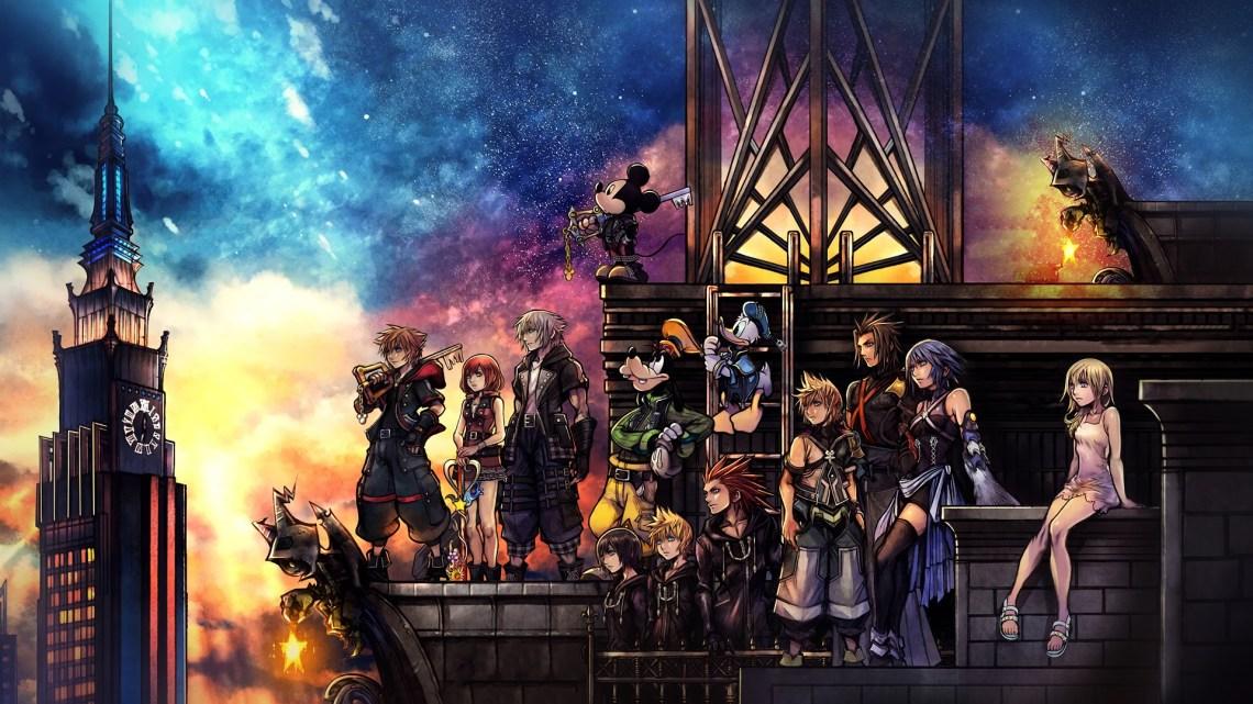 Ya disponible la dificultad Maestro para Kingdom Hearts III