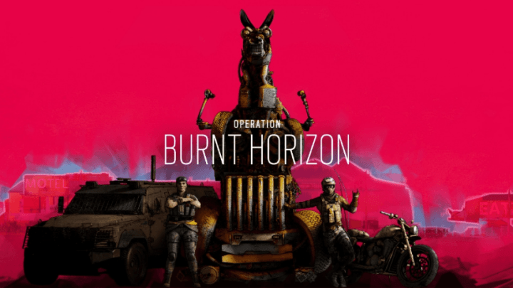 Rainbow Six Siege | Operation Burnt Horizon: ya tenemos mapa
